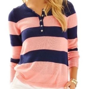 Lily Pulitzer Adair Striped Sweater